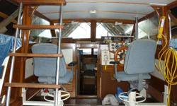 Trojan 31 ft. teak hull twin ford interceptors gas engines. This boat is in excellent condition has been outfitted with new water tank and sewage tank. Must be seen.