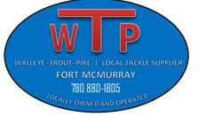 WTP Fishing and more offers a variety of fishing stuff.We are locally owned and operated in Fort Mcmurray .WTP Fishing is specializing in local species(walleye ,pike and trout). We offers pickerel rigs, 1-4 oz weight, 9 foot fishing rood,T shirts, Jigs,